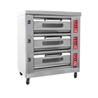 Infrared Triple Deck Oven – FED-3PD
