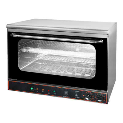 CO-01 CONVECTMAX Oven 50 to 300ºC with Top Grill