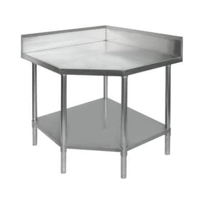 0900-6-WBCB/H – Corner Workbench with 100mm Splashback, 900x900x900mm
