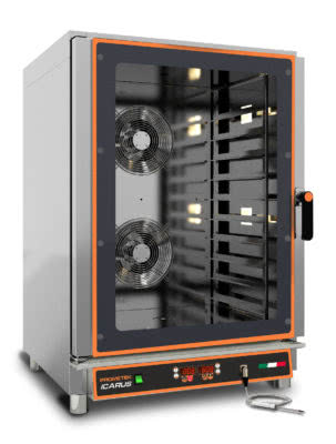 Prometek Icarus Digital Combi oven 600×400 mm or GN 1/1  TD-10NE