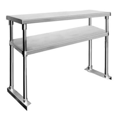 1200-WBO2 Double Tier Workbench Overshelf