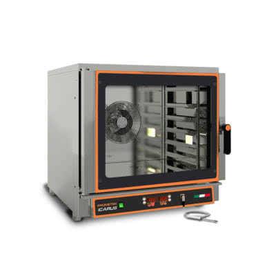Prometek Icarus Nerone Combi oven 6 tray 3 phase 7.65kw – TD-6NE