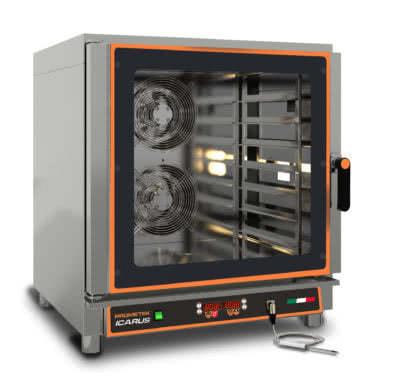 Prometek Icarus Digital Combi oven 600×400 mm or GN 1/1 – TD-7NE