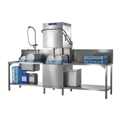 Hobart AM900 Glass & Dishwasher