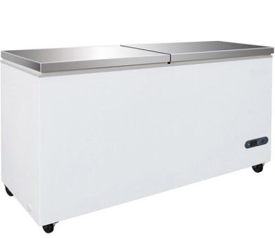 BD466F Chest Freezer with SS lids