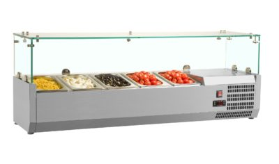 S12: Counter Top Food Preparation (Refrigerated)