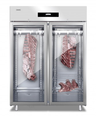 Seasoning/Dry Aging Cabinet Double Door
