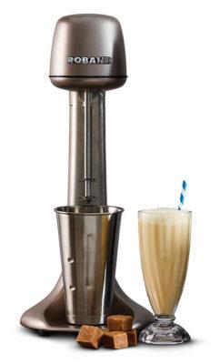 Roband Milkshake Mixer Metallic