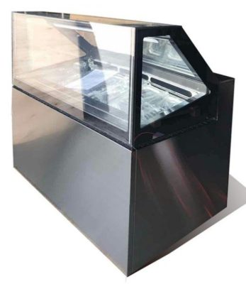DSG1200 – Gelato Showcase Freezer – Fits 6 x 5lt tubs