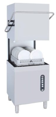 Pass Through Dishwasher Upright – SINGLE PHASE
