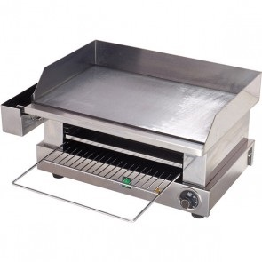 EG-605A Electric Griddle Toaster 2.4kW; 10A