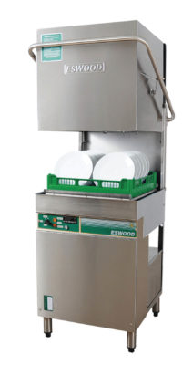 Eswood ES25 Pass Through Dishwasher