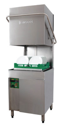 Eswood ES50 Heavy Duty Pass Through Dishwasher