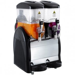 FABIGANI-2S Double 12 Litre Granita & Slushy Machine