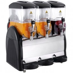 FABIGANI-3S Triple 12 Litre Granita and Slushy Machine