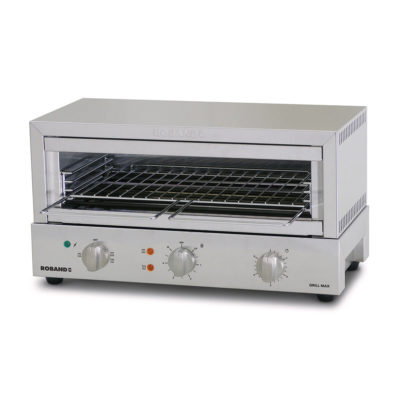 Roband Grill Max Toaster 8 slice, 14.6 Amp