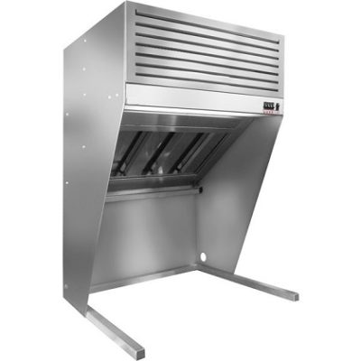 HOOD1000A Bench Top Filtered Hood – 1000mm