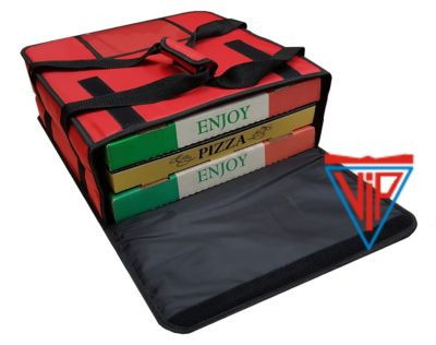 Intermediate Pizza Delivery Bag Fits: 3 x 15inch Boxes