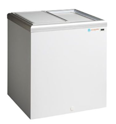 Flat Top Storage Freezer – 188 Litres