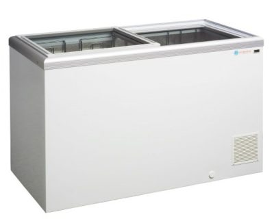 Flat Top Display Freezer – 441 Litres