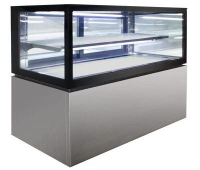 Low Line Display 2 Tier 1200mm – 260lt