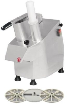 Vegetable Food Processor with 3 Discs