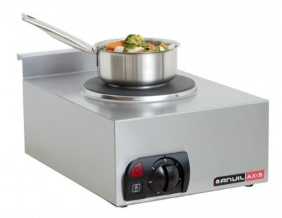 Stove Top Electric – Single Boiling Top – 240V;2kW