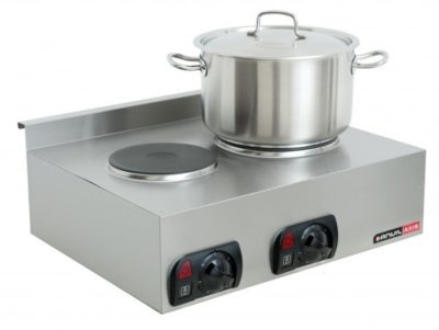 Stove Top Electric – Double Boiling Top – 240V;3.2kW 15amp