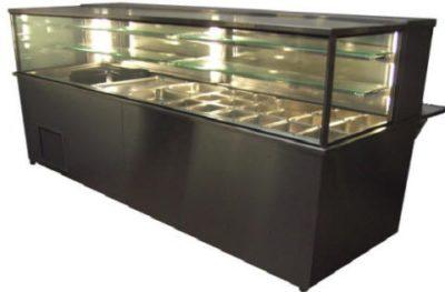 Sandwich / Salad Food Preparation Bars