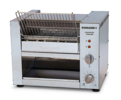 Roband Conveyor Toaster, 300 slices/HR – 10 Amp
