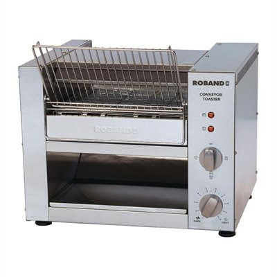 Roband Conveyor Toaster, 500 slices/HR – 14 Amp