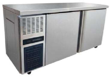 Stainless Steel Double Door Workbench Fridge – TL1200TN