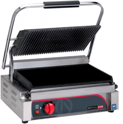 Panini Press – Single (ribbed top / flat bottom)