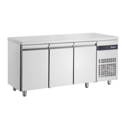 Inomak UBI6179 Ultra Slim 600mm Deep 3 Door Chiller