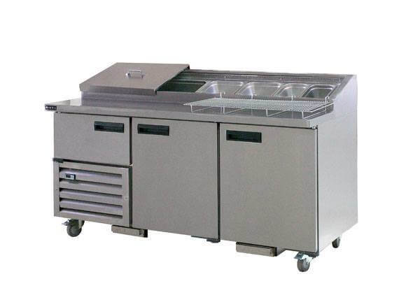 Pizza Bar (2 1/2 Doors) 1800mm – 440lt