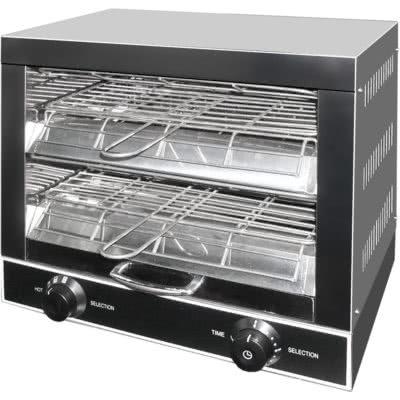 AT-360B Toaster / Griller / Salamander – 15A; 3kW