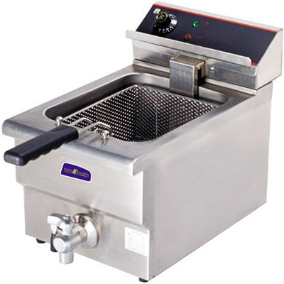 BEF-171V 15 Amp Single Benchtop Electric Fryer