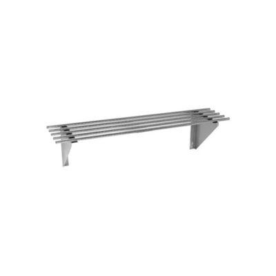 1200-WSP1 1200mm Pipe Wallshelf