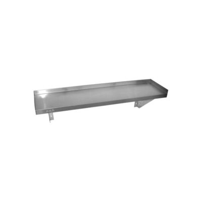 0900-WS1 900mm  Solid Wallshelf