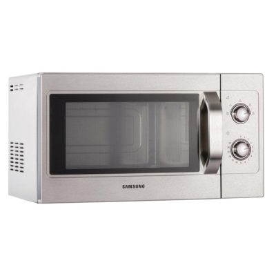 Samsung Light Duty 1100w Commercial Microwave Oven CM1099/SA – 2.2kW, 230V, 10 Amp