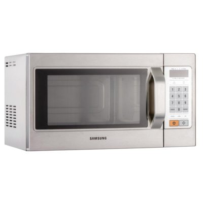 Samsung Light Duty 1100w Commercial Microwave Oven CM1089/SA – 1.6kW, 240V, 10 Amp