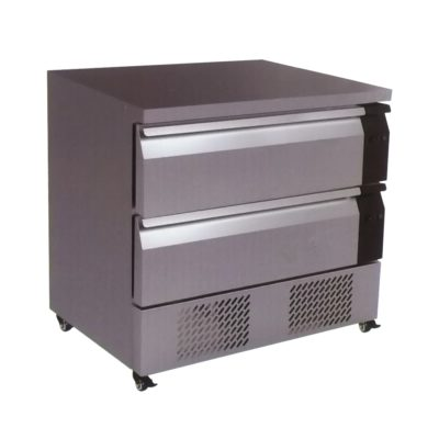 Flexdrawer counter 905x700x830 179 litre – CBR2-2
