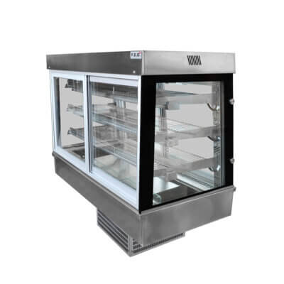 Bonvue Square Drop-in Chilled Display Cabinets SC Series – SCRF12