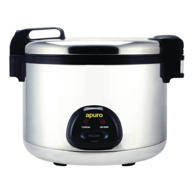 Apuro Large Rice Cooker 20Ltr
