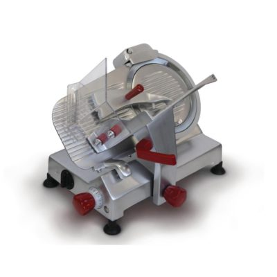 NOAW Manual Gravity Feed Slicers – Heavy Duty, 250mm blade
