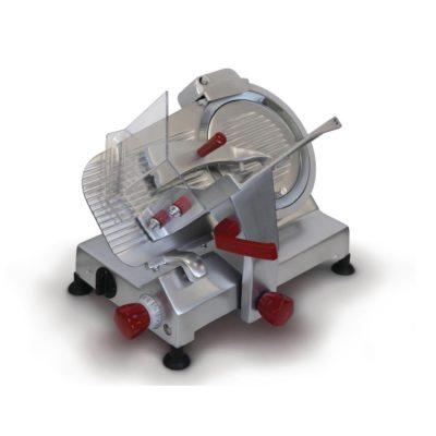 NOAW Manual Gravity Feed Slicers – Heavy Duty, 250mm blade