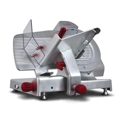NOAW Manual Gravity Feed Gear Driven Slicer- Heavy Duty 350mm blade