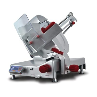 NOAW Fully Automatic Slicer – Heavy Duty with Speedy Blade Remover system  350mm blade