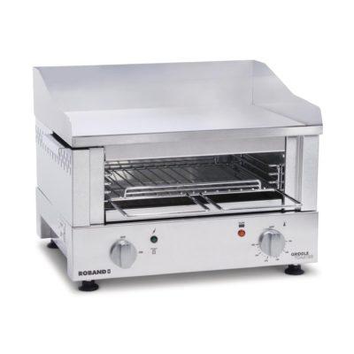 Roband Griddle Toaster – Medium Production – 2.3kw; 10amp