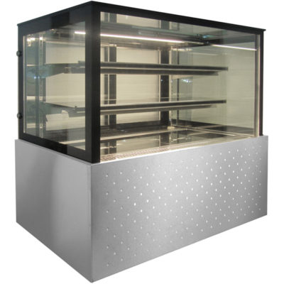 SG120FE-2XB Belleview Heated Food Display